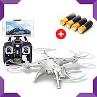 Квадрокоптер дрон  1 Million c WiFi камерой, летающий Drone