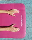 Коврик-мат для йоги и фитнесса ӏ йогимат FITNESS-YOGA MAT Pink, фото 3