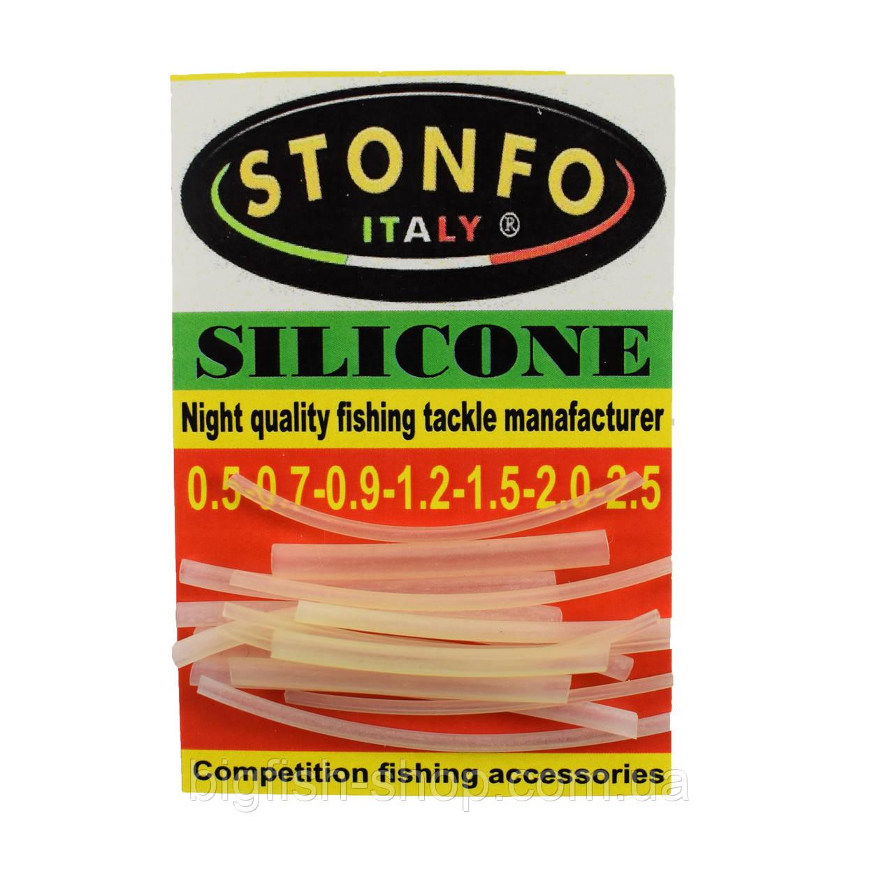 Силиконовые кембрики Stonfo