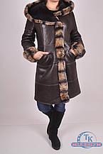 Дублянка жіноча натуральна TEMER 100/21 Розмір:44