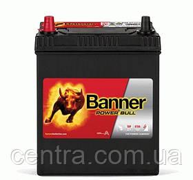 Автомобильный аккумулятор Banner 6СТ-40 POWER BULL P40 27