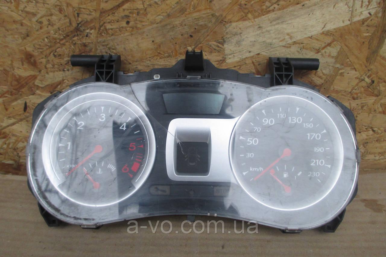Щиток панель приладів Renault Clio 3 ,06-12 1.5 DCI 8201060299-A