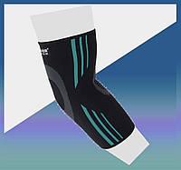 Эластический налокотник Elbow Support Evo PS-6020 L Black/Blue