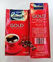 Кофе молотый Markus Gold 500g