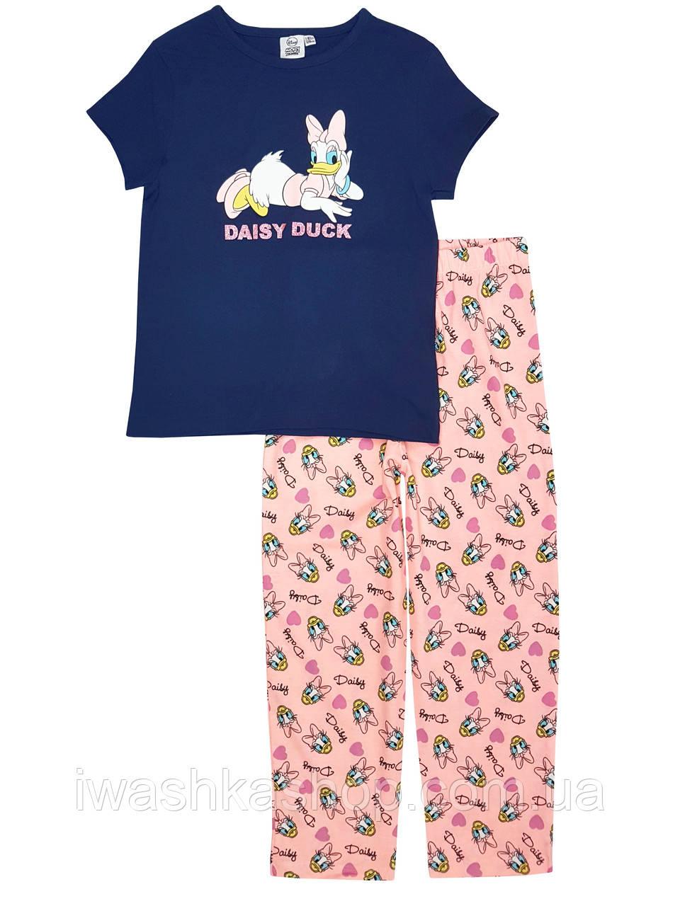 Бавовняна піжама з Дейзі на дівчинку 7 - 8 років, р. 128, Primark