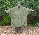 Дощовик-пончо з відділенням для рюкзака Tatonka Cape Men (р. L), хакі 2797.036, фото 4
