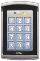 Кодовая клавиатура ARNY AKP-130RF
