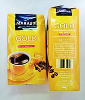 Кофе молотый Markus Gold без кофеина 500g