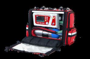 Апарат штучної вентиляції легенів ШВЛ ORICARE V7600 портативний