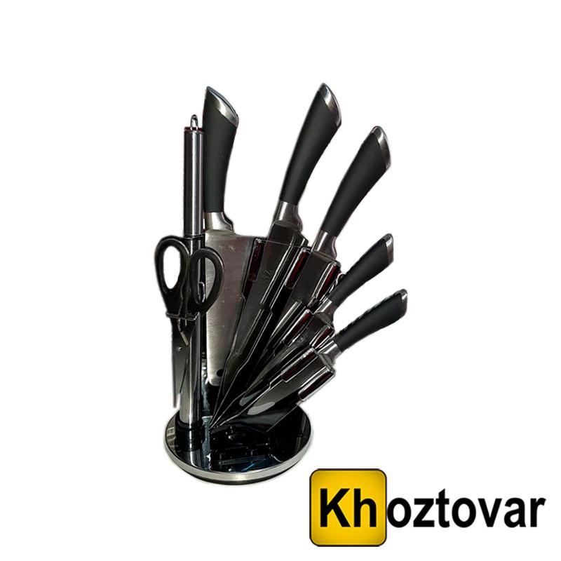 Набор ножей KTZ Black   8 шт