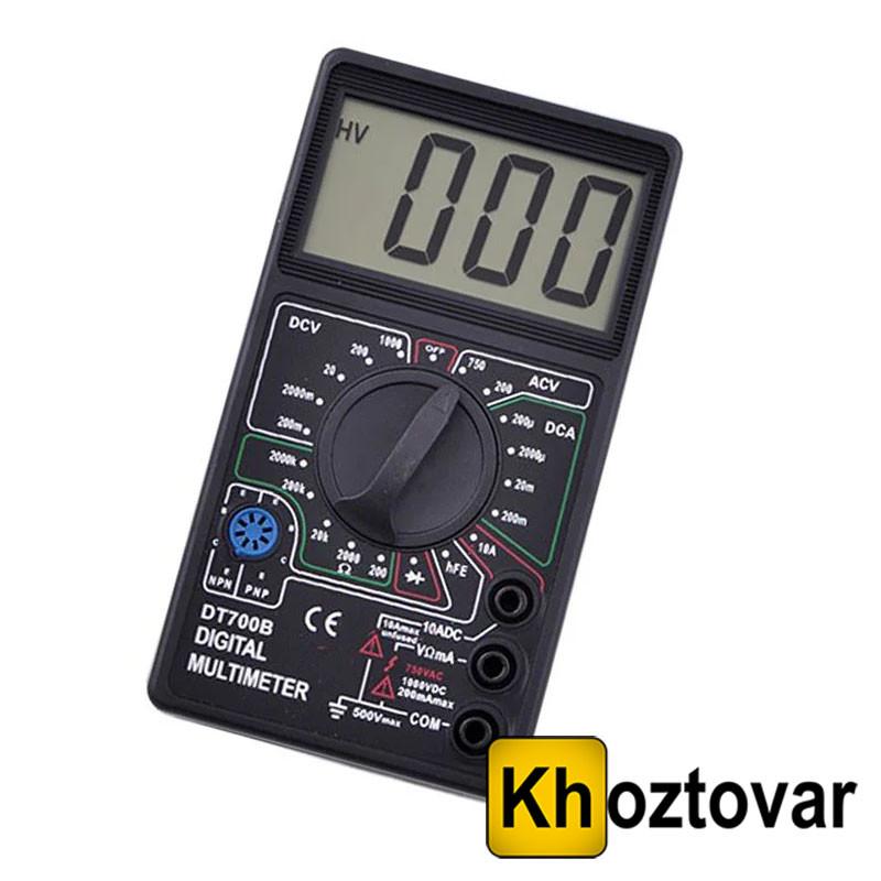 Цифровой мультиметр 700B