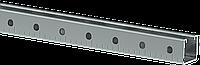 STRUT-профиль перфорированный 41x41х1000-2,5, ИЕК [CLP1S-41-41-10-25]