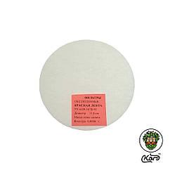 Фильтровальный диск обеззоленный 110 мм.