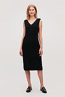 Платье женское травка чёрное СOS, фото 1