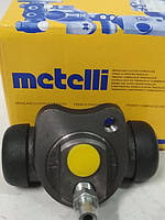 Цилиндр тормозной задний Daewoo Lanos 1.5,Сенс METELLI(Италия)(МТ 04-0300)