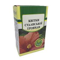 Чай Каркаде (цветки суданской розы) 30г