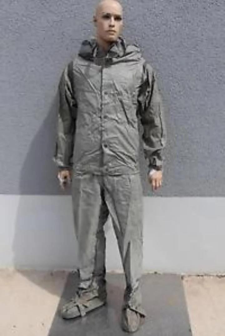 Защитный костюм Л-1, Германия