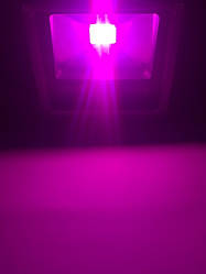 Світлодіодний фитопрожектор SL-20G SLIM 20W IP65 (full spectrum led) Код.58822