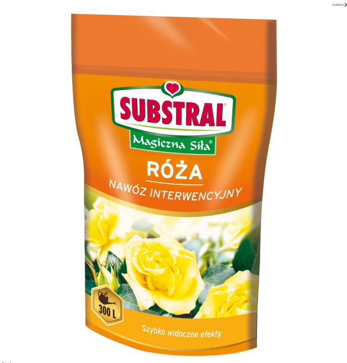 Substral Добриво розчинне Магічна сила для троянд 300г