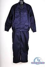 Костюм рабочий Спецовка (куртка с комбинезоном) спецовка Размер:48,50,52,54,56