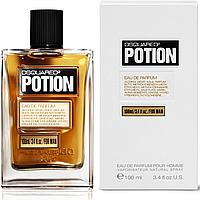 Мужская парфюмированная вода Dsquared2 Potion for Man (100 ml)