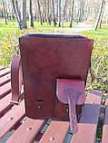 """Чоловіча сумка """"Патріот"""" з натуральної шкіри, фото 8"""