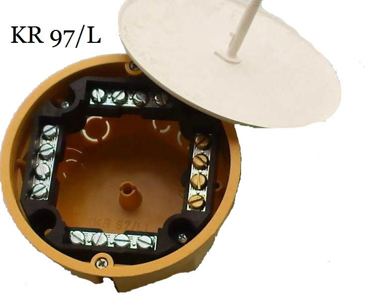 Коробка ответвительная KR 97/L