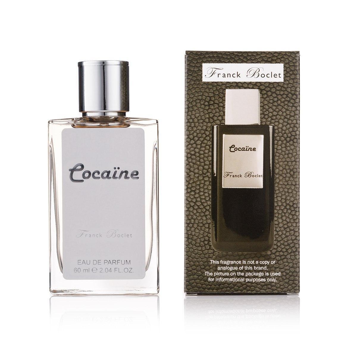 60 мл мини-парфюм Franck Boclet Cocaine (унисекс)