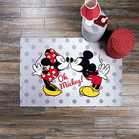 Коврик TAC Disney Minnie&Mickey Love 120х180см