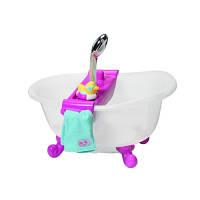 Интерактивная ванночка для пупса BABY BORN - ЗАБАВНОЕ КУПАНИЕ (свет, звук), 818183