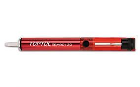 Помпа для удаления припоя (оловоотсос)  TOPTUL EBAB0120