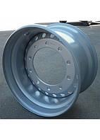Диск колесный R22.5x11.75 SRW для грузовика PCD 10x335 DIA 281 ET 0
