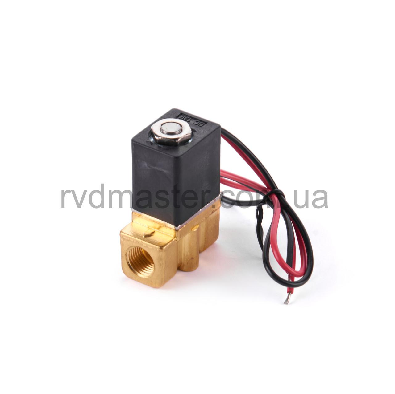 Клапан с электроприводом 2P-08-12V
