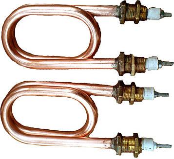 ТЭН для дистиллятора 2,0 КВТ Медь(Скрепка)