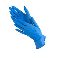 Рукавиці нітрилові сині XL Care 365 Premium, не стерильні від 20 пар