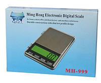 Весы ювелирные кухонные MH999  3000г точность 0.1, фото 1
