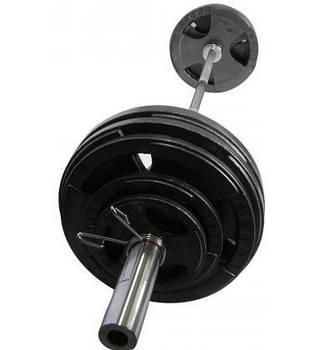 Штанга олимпийская Newt d-50 мм 1800 мм 103 кг