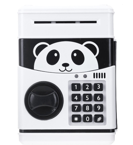 Сейф - іграшка з кодом Панда