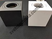 Китай MR16 накладной потолочный светильник  белый квадратный