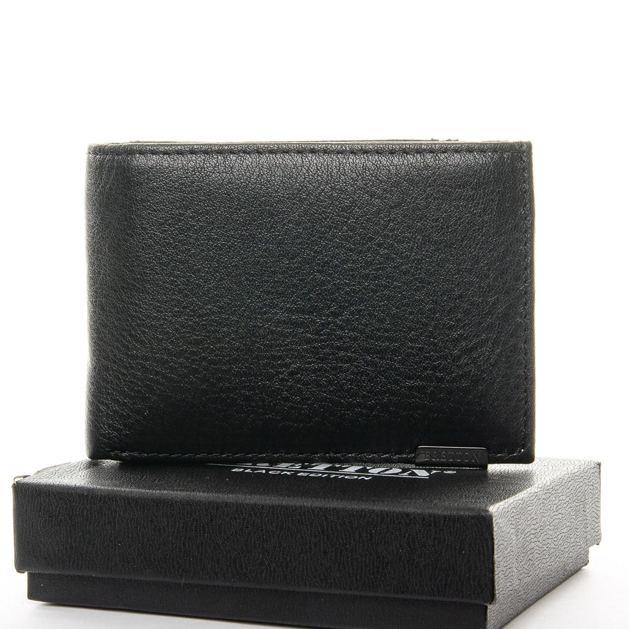 Чоловічий гаманець BE Чоловічий BRETTON 168-24C чорний