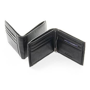 Чоловічий гаманець BE Чоловічий BRETTON 168-24C чорний, фото 2