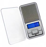 Весы карманные ювелирные MS-1724C Domotec 500г точность 0.1г