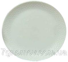Тарелка керамическая обеденная большая Грейс 27 см