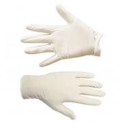 Рукавиці латексні білі XL