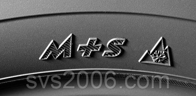 маркування M+S