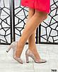 Элитная коллекция! Итальянская кожа. Туфли на каблуке, фото 2