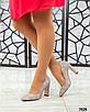 Элитная коллекция! Итальянская кожа. Туфли на каблуке, фото 4