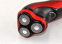Электробритва беспроводная 3D, электрическая бритва мужская Domotec