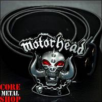 Ремень Motorhead