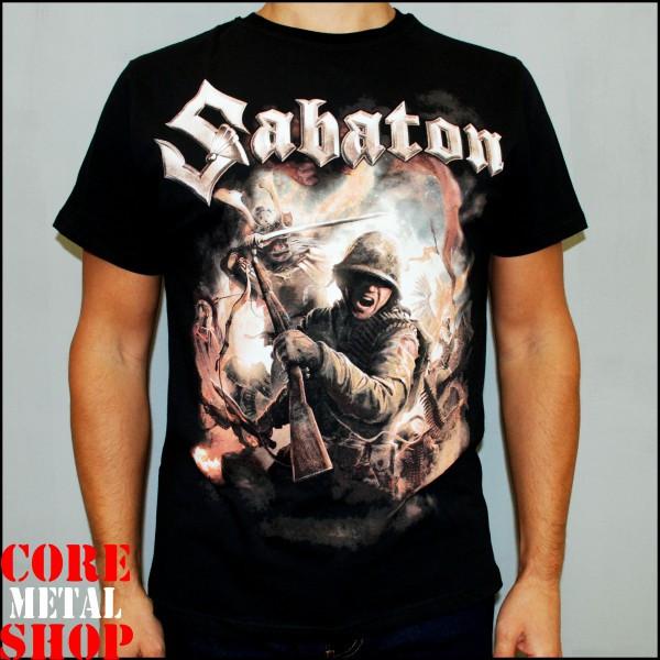 Футболка Sabaton